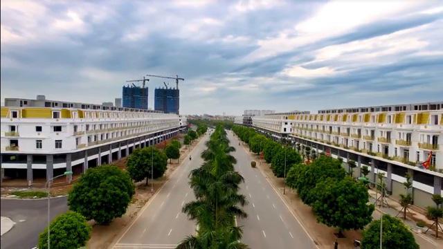 Nhà phố thương mại Hà Nội, kênh kiếm tiền bạc tỷ của giới đầu tư