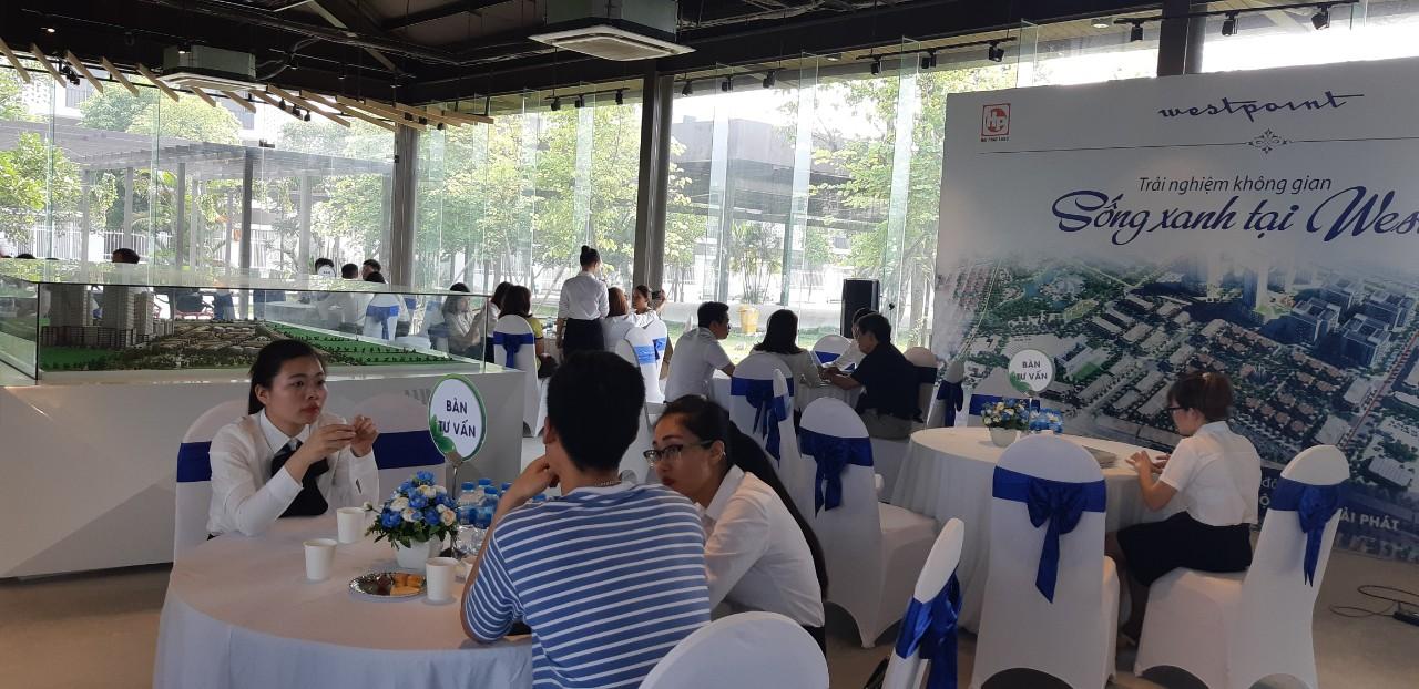 Hải Phát Land tưng bừng mở bán mini dự án Nam 32 (Westpoint)