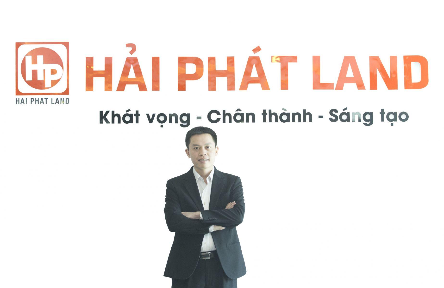 CEO Hải Phát Land lọt Top 100 Doanh nhân trẻ Việt Nam tiêu biểu năm 2019