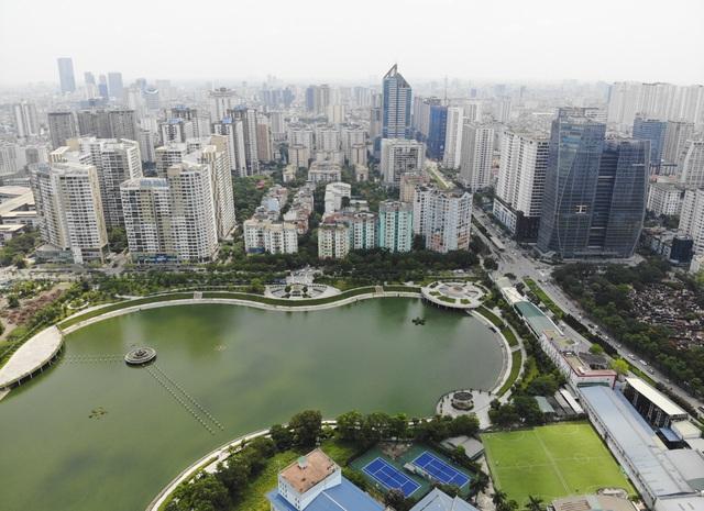 Giá căn hộ Hà Nội chững lại, nguồn cung mới khan hiếm