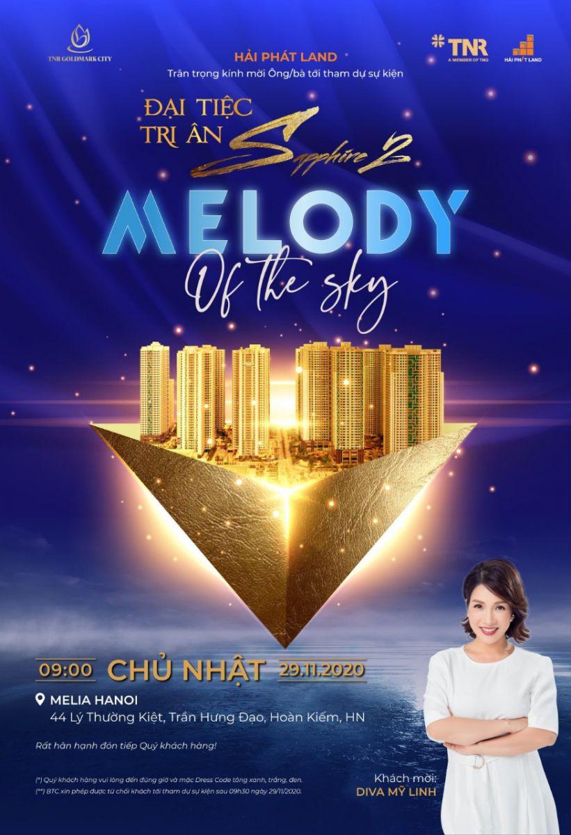 Đại tiệc tri ân Sapphire 2 - Melody of the sky