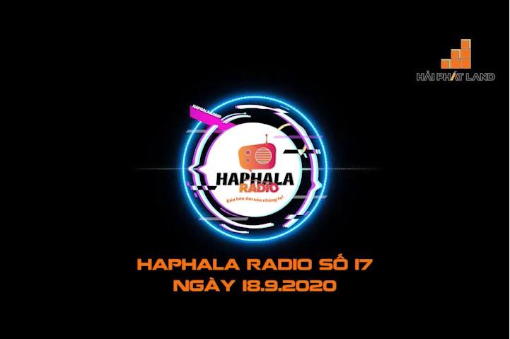 Haphala Radio số 17 ngày 18/09/2020