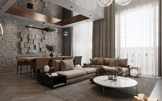 """Căn hộ Duplex Roman Plaza – cuộc sống thượng lưu theo """"chuẩn"""" riêng"""