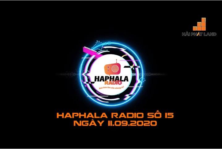 Haphala Radio số 15 ngày 11/09/2020