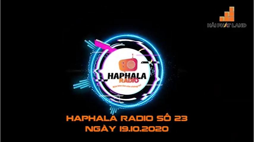 Haphala Radio số 23 ngày 19/10/2020