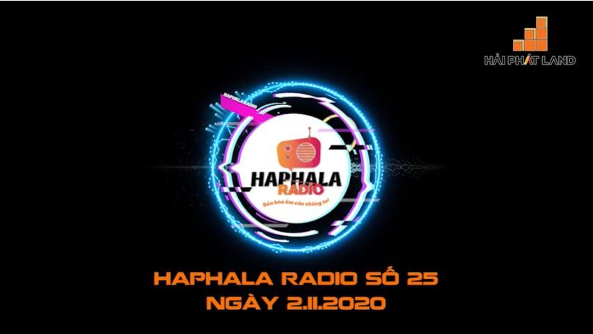 Haphala Radio số 25 | Ngày 02/11/2020