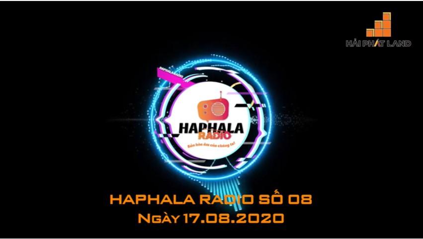 Haphala Radio số 08 ngày 17/08/2020