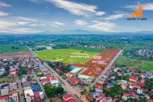 """Bất động sản Bắc Giang """"bứt tốc"""" nhờ chuyển dịch đầu tư bất động sản công nghiệp"""