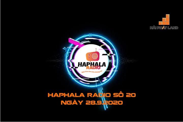 Haphala Radio số 20 ngày 28.09.2020