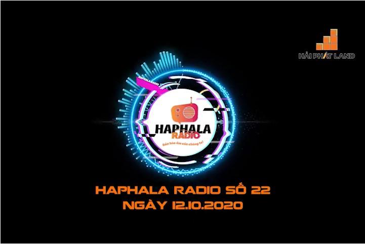 Haphala Radio số 22 ngày 12/10/2020