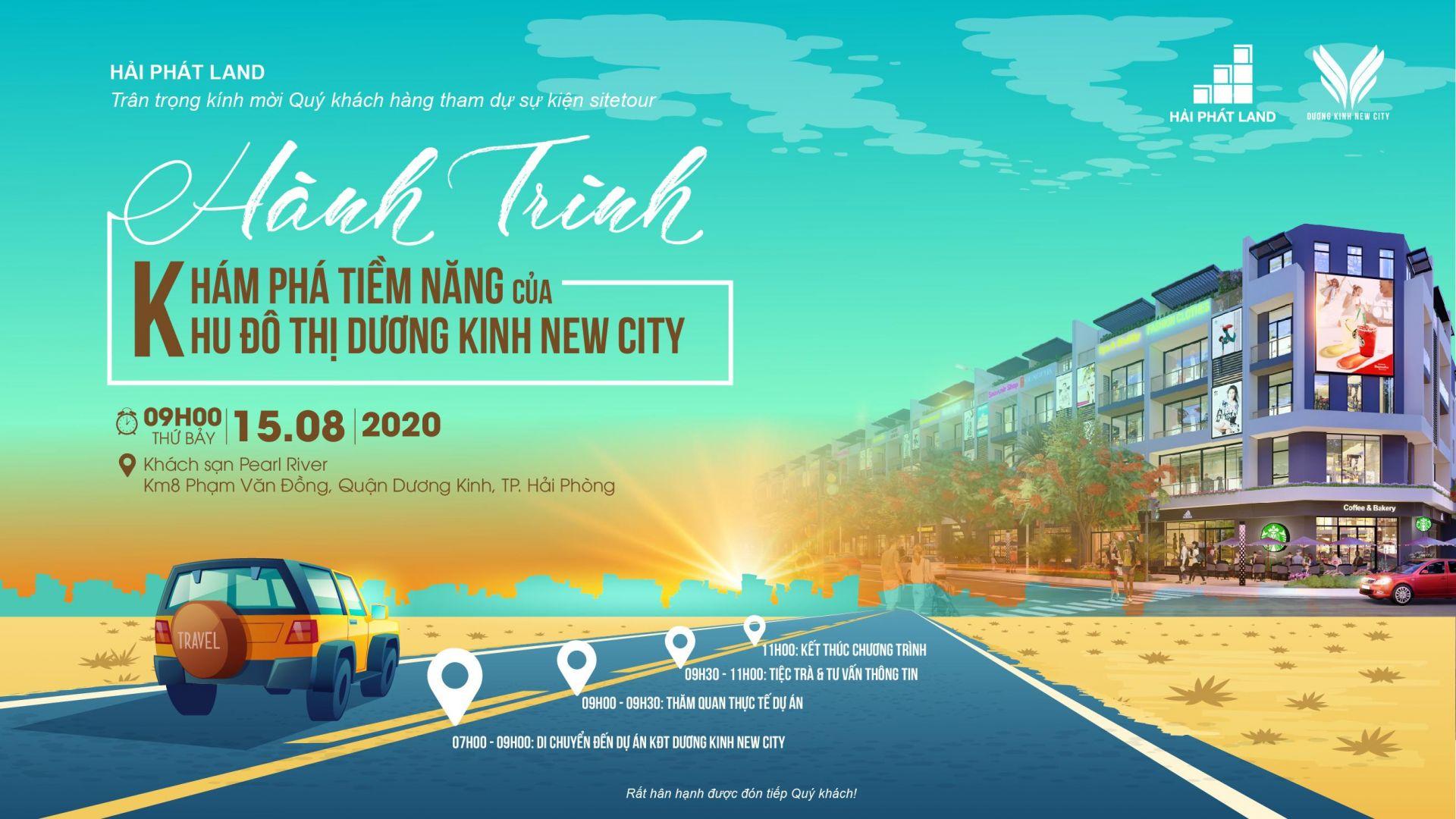 Hành trình khám phá tiềm năng của KĐT Dương Kinh New City